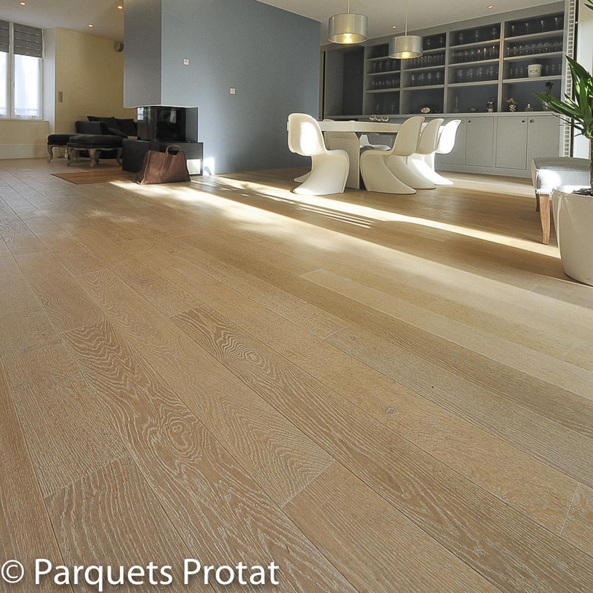 Parquet Vitrifié Mat actualités - comment nettoyer un parquet en bois