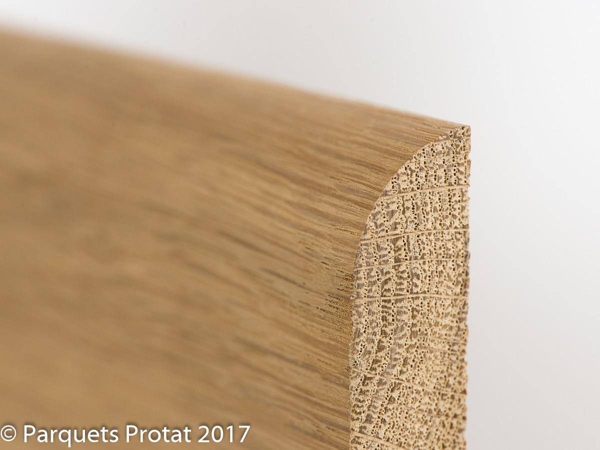 plinthe ch ne massif hauteur 100 mm. Black Bedroom Furniture Sets. Home Design Ideas