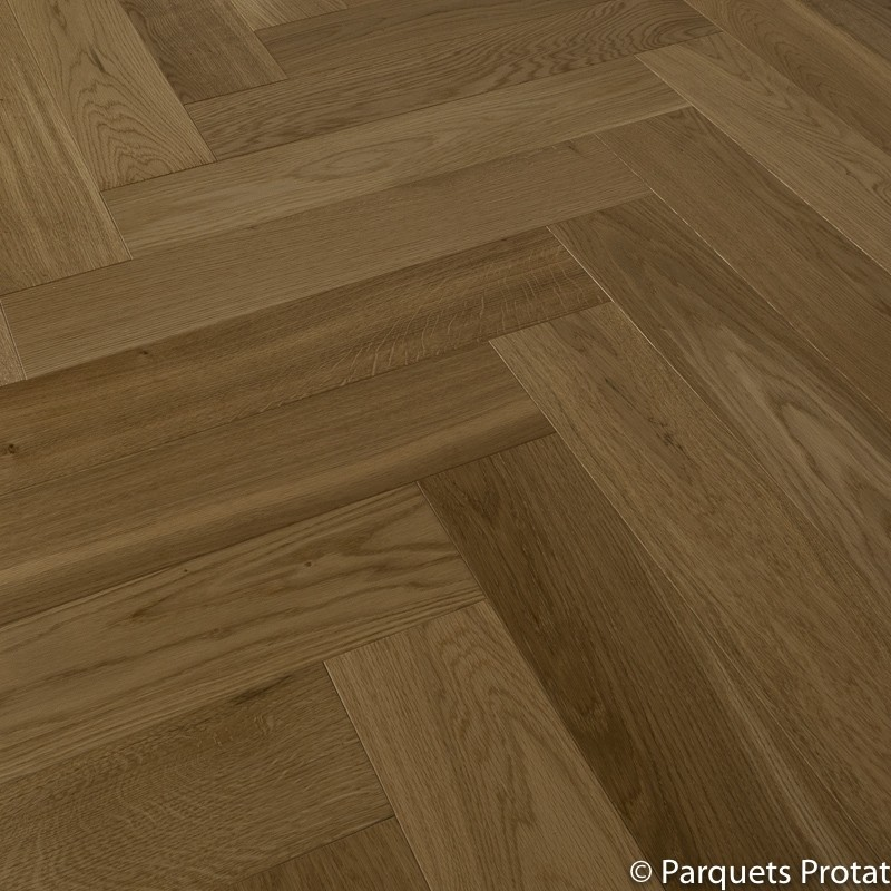 parquet ch ne semi massif verni pose b tons rompus. Black Bedroom Furniture Sets. Home Design Ideas