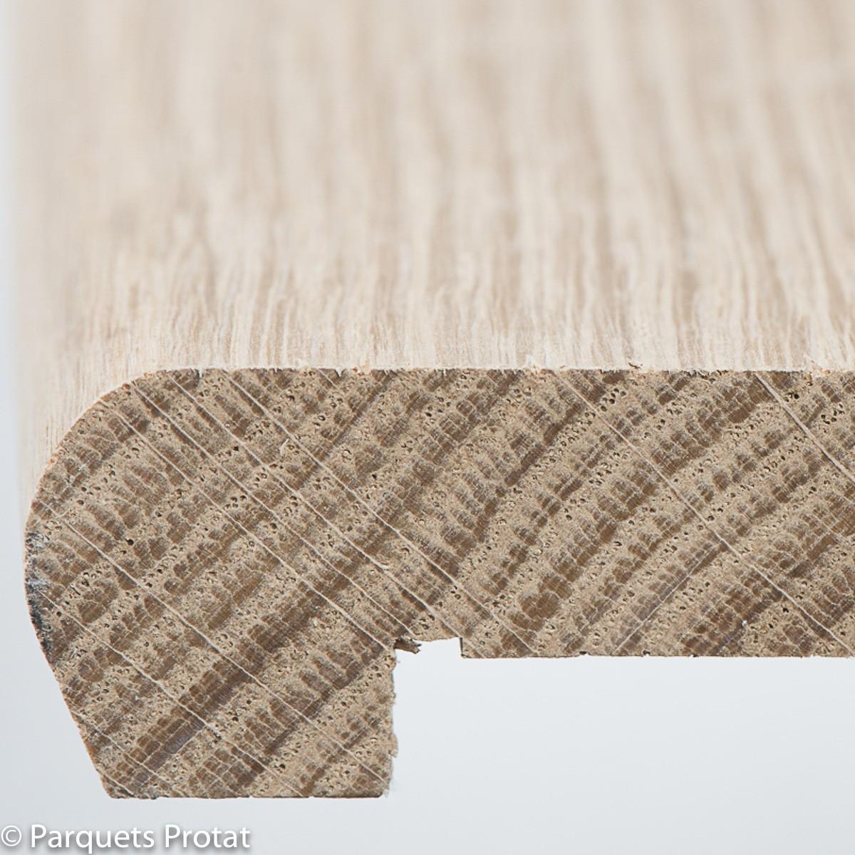 nez de marche bois nez de marche parquet accessoires parquet parquets protat. Black Bedroom Furniture Sets. Home Design Ideas