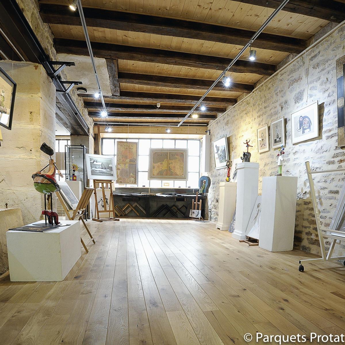 parquet ch ne massif brut choix caract re. Black Bedroom Furniture Sets. Home Design Ideas