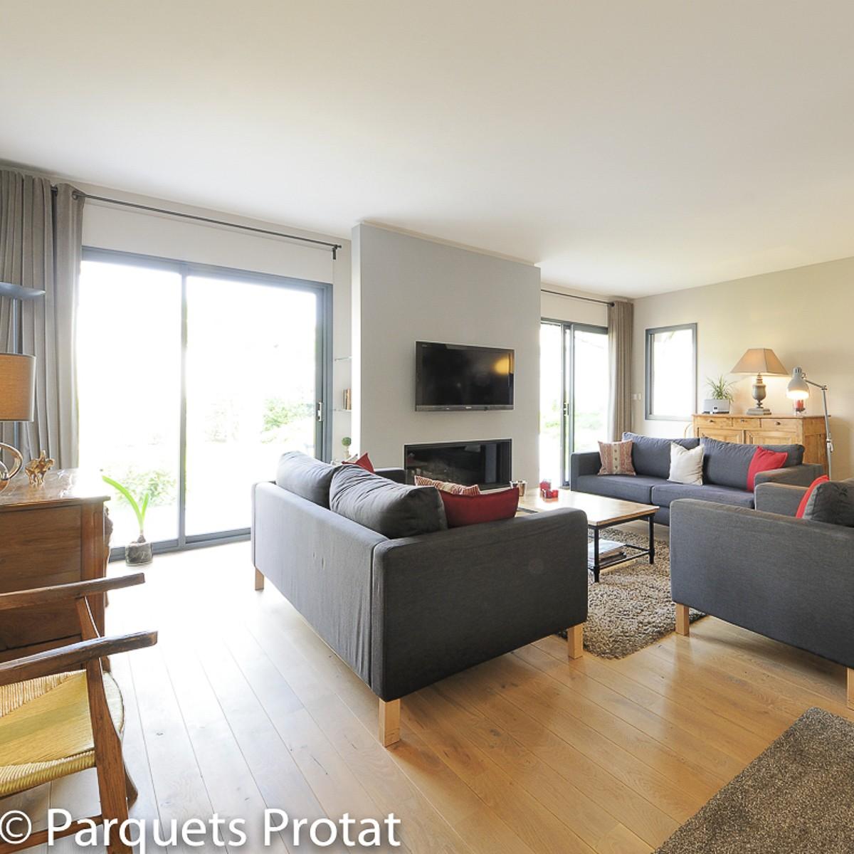 parquet ch ne brut bross galerie photo parquets protat. Black Bedroom Furniture Sets. Home Design Ideas