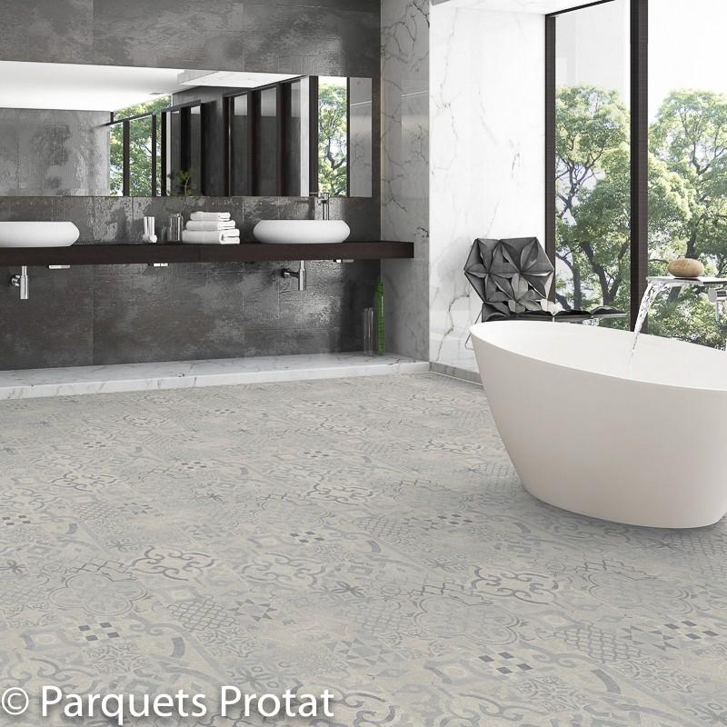stratifi imitation carreau de ciment. Black Bedroom Furniture Sets. Home Design Ideas