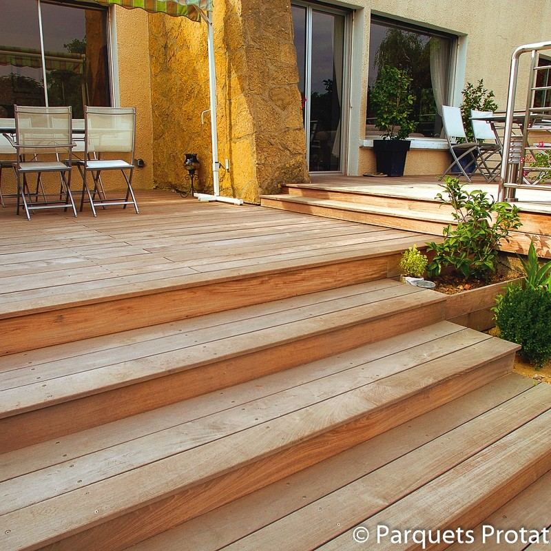 lames de terrasse en ip affordable lames en ip pour terrasse en bois with lames de terrasse en. Black Bedroom Furniture Sets. Home Design Ideas