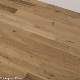 PARQUET CHENE MASSIF 10 x 70 mm SANS CHANFREIN COUNTRY
