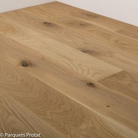 PARQUET CHENE SEMI MASSIF 12 x 145 mm AVEC 2 CHANFREINS COTTAGE