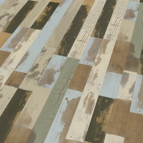 SOLS SOUPLES WINEO 600 WOOD PATCHWORK