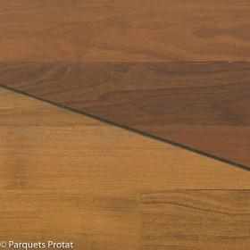 PARQUET IPE MASSIF 14 x 90 mm BRUT GO0