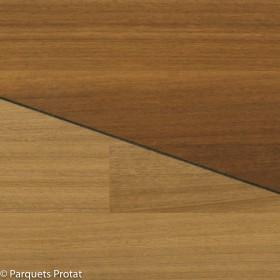 PARQUET IROKO MASSIF 14 x 90 mm PREMIUM BRUT GO0