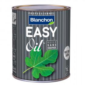 HUILE EASY OIL BLANCHON EN 1 LITRE SATIN MAT SOIE