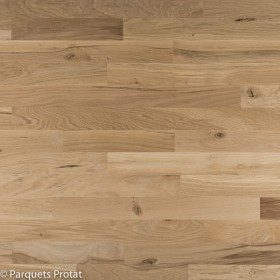 PARQUET CHENE MASSIF 23 x 70 mm SANS CHANFREIN DECO