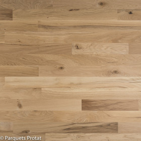 PARQUET CHENE MASSIF 20 x 90 mm SANS CHANFREIN CHALET TRADITIONNEL