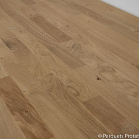 PARQUET CHENE MASSIF 10 x 70 mm SANS CHANFREIN AUTHENTIQUE