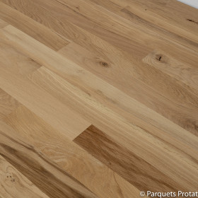 PARQUET CHENE MASSIF 23 x 70 mm SANS CHANFREIN CHALET