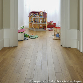 PARQUET CHENE MASSIF BRUT CHOIX AUTHENTIQUE TRADITIONNEL