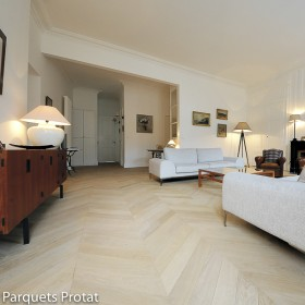 parquet point de hongrie gallery of point de hongrie with. Black Bedroom Furniture Sets. Home Design Ideas