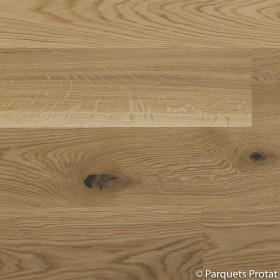 PARQUET FLOTTANT CHENE 14x148x2200mm OLD COTTAGE parement 3,5 mm BRUT