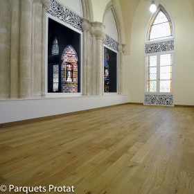 PARQUET CHENE MASSIF 20 x 130 mm  SANS CHANFREIN BOHEME