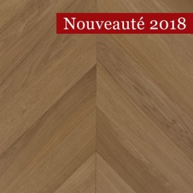 PARQUET CONTRECOLLE CHENE POINT DE HONGRIE 11x120 mm RA parement 3,5 BRUT