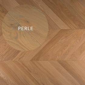 PARQUET CONTRECOLLE 11x120mm POINT DE HONGRIE AUTHENTIQUE, HUILE PERLE
