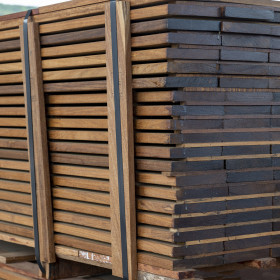LAMES TERRASSE  IPE  21 x 145 mm