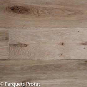 PARQUET CHENE 14 X 130 mm, CHOIX DECO, VIEILLI HUILE ASPECT BOIS BRUT