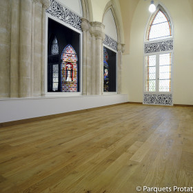 PARQUET CHENE SEMI MASSIF 16 x 105 mm SANS CHANFREIN BOHEME