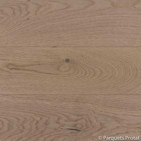 PARQUET CHENE MASSIF 14 x 70 mm ORIGINE PONCE VITRIFIE BLANC