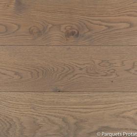 PARQUET CHENE MASSIF 20 x 150 mm CHOIX COTTAGE, HUILÉ SLATE GREY