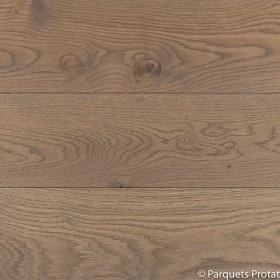 PARQUET CHENE MASSIF 20 x 150 mm CHOIX VILLA, HUILÉ SLATE GREY