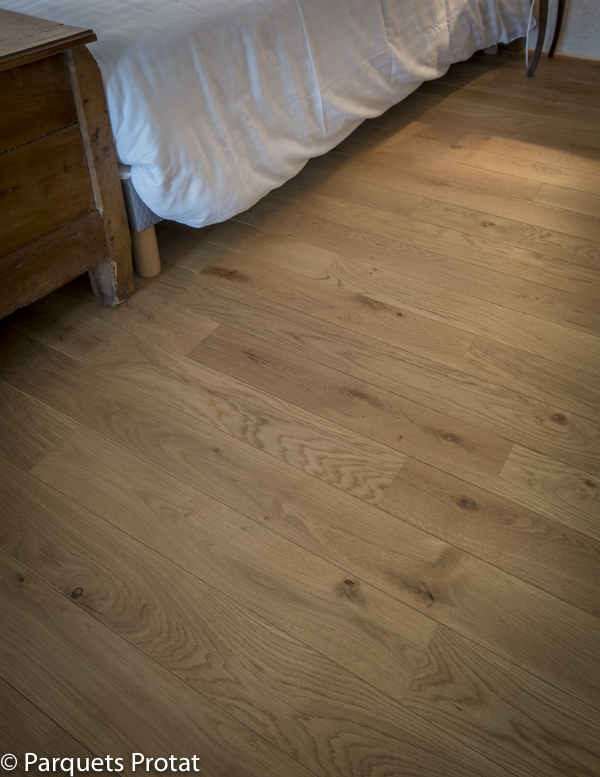 actualit s parquet en ch ne semi massif huil choix rustique b. Black Bedroom Furniture Sets. Home Design Ideas