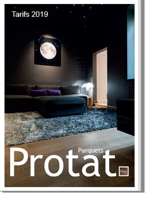visuel catalogue en ligne 2019 Parquets Protat
